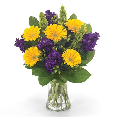 """Blooms of Beauty"" flower bouquet (BF25-11K)"